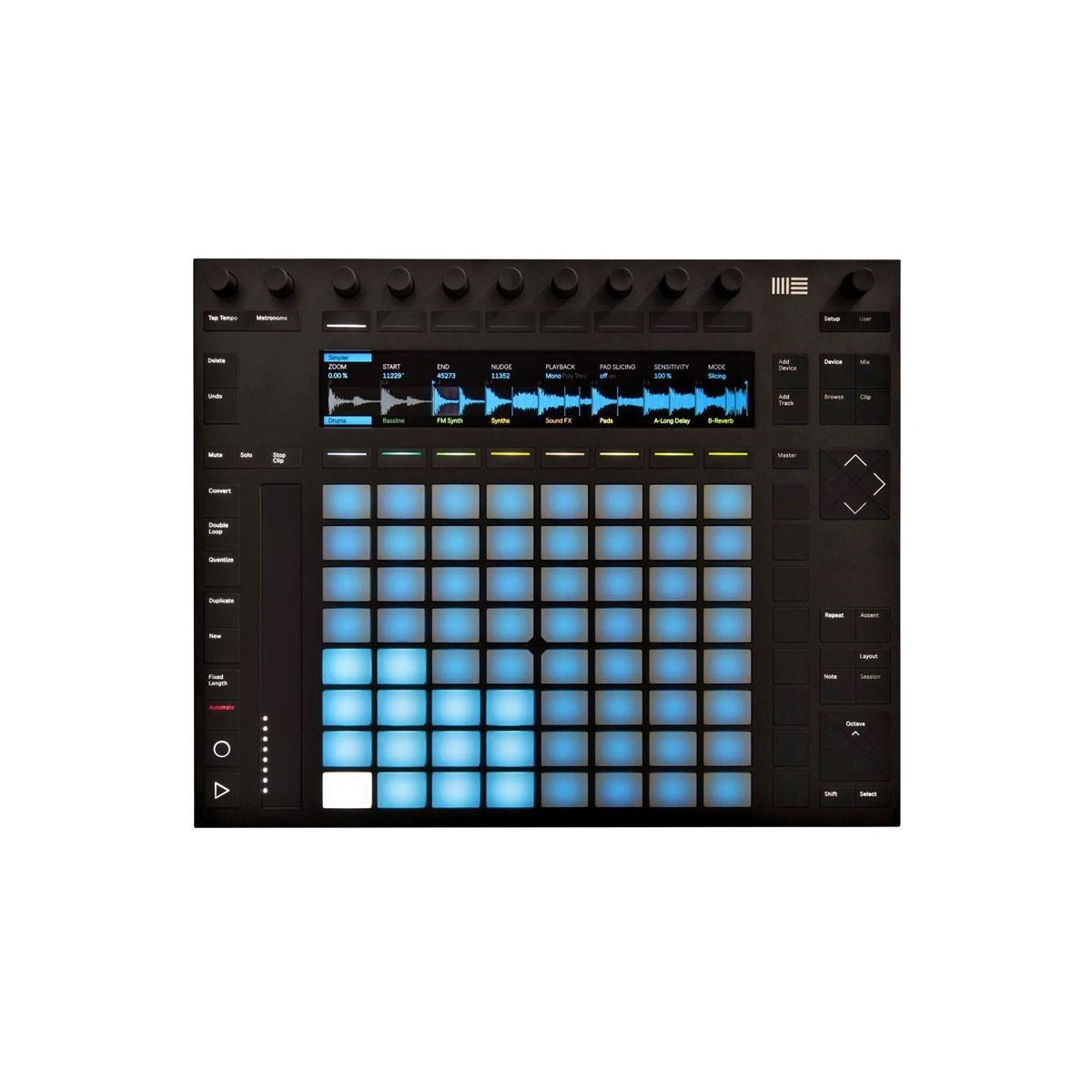 GROOVEBOX MIDI